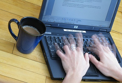 Growing popularity of professional writing jobs