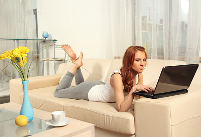 Typing work from home for everyone