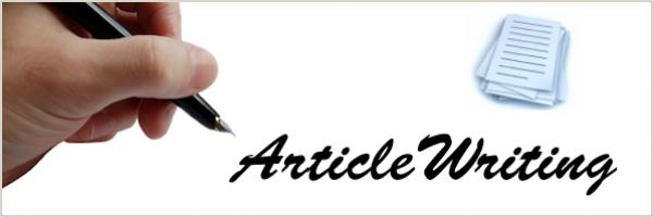 Charm your readers with your article writing