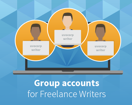 Registration for freelancers and writers groups begins